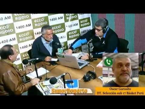 ECCO RADIO: Sudamericano Lima 2017