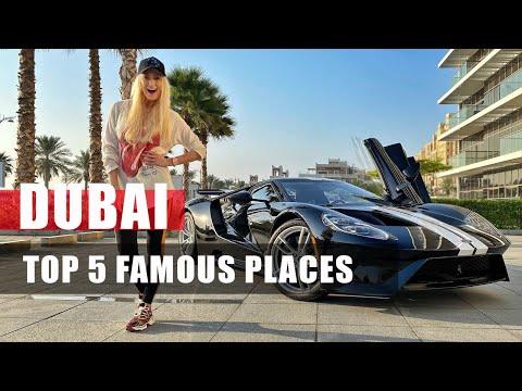 Top Five Attractions in DUBAI 2020