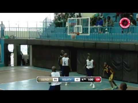 Ulinzi Warriors vs Equity Bank - Full Game Highlights | November 21, 2015