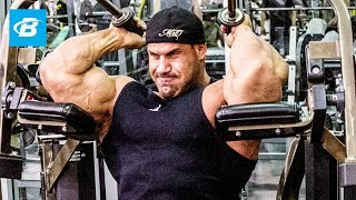 Jay Cutler Living Large: Train Large - Workouts & Training Tips Overview - Bodybuilding.com