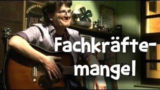 Nils Heinrich live in Köthen – Fachkräftemangel