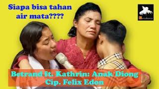 Gambar cover Betrand Peto Nyanyi Lagu 'Anak Diong': Ruben, Sarwendah, & Nenek Betrand Tak Sanggup Tahan Air Mata