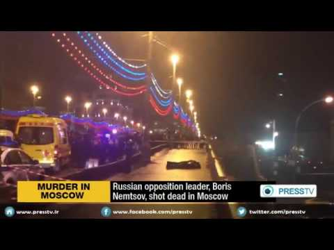Boris Nemtsov shot dead in Moscow