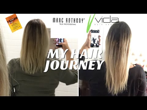 My Hair Journey - Organic Indie Brand & Affordable Hair Care Option