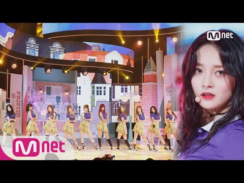 [PRISTIN - We Like] Comeback Stage | M COUNTDOWN 170824 EP.538