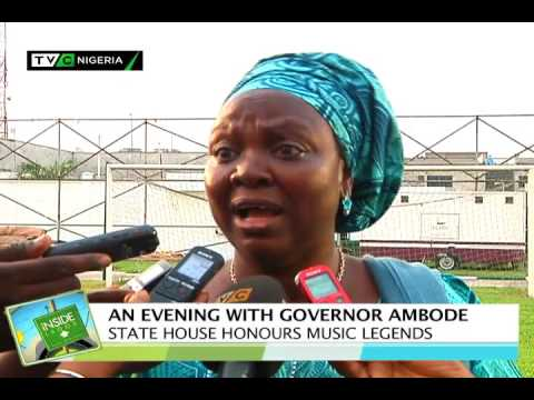Inside Lagos| State House Party