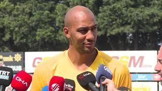 Galatasaray'ın yeni transferi Steven Nzonzi'nin açıklamaları