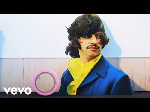 Клип The Beatles - Glass Onion