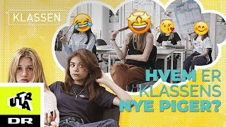 Hvem er de nye piger i KLASSEN? | Ultra
