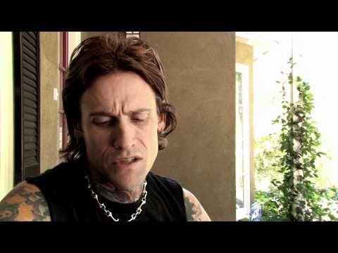 """Buckcherry's Josh Todd talks """"Dead"""""""