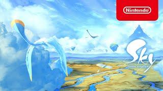 Sky: Children of the Light - Launch Trailer - Nintendo Switch screenshot 3