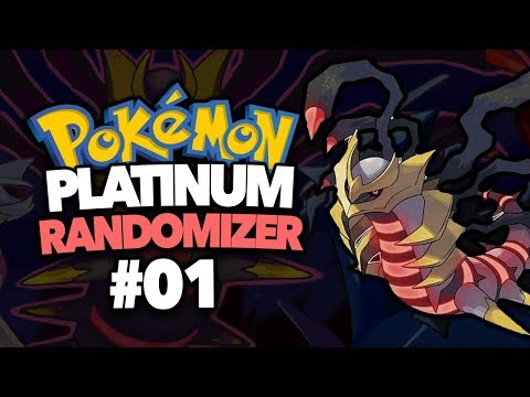 this is gonna end me. | Pokémon Platinum Randomizer (Part 1)
