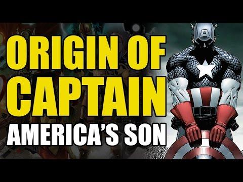 The Origin of Captain America's Son (Captain America Vol 1: Castaway In Dimension Z)