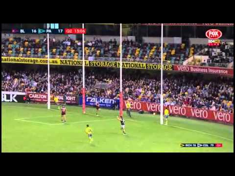 Afl 2015 Round 7: Brisbane V Port Adelaide Replay