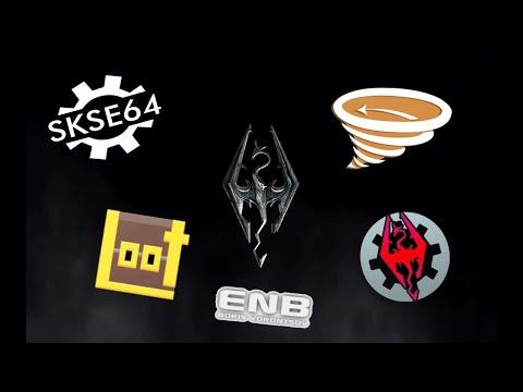 Skyrim LE/SE - TUTO MODS, Vortex, Enb, Loot, Sseedit - Performance Et Optimisation