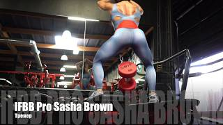 Приседания для ягодичных с поясом и  гантелей /Belt squats
