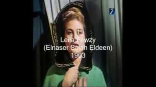 Best 15 performances by Egyptian actress in a supporting role .