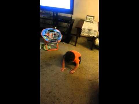 Jayce already playing football! Mp3