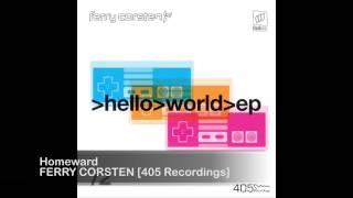 Ferry Corsten - Homeward