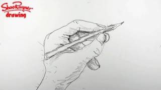 Draw with your Left Hand for International Left-Hander
