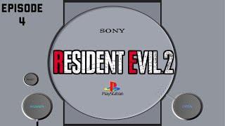 Live Stream - Resident Evil 2! Episode 4!