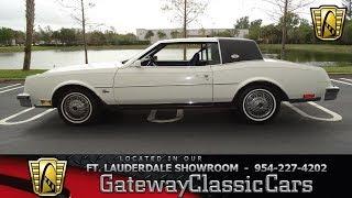 629-FTL 1985 Buick Riviera