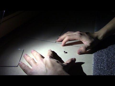Moving Magnets Psychokinetically (Psychokinesis)