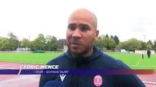 Yvelines | Guyancourt ne réalise pas l'exploit en coupe de France