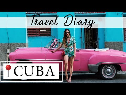 Vlog 4: What To Do When Traveling To Havana, Cuba
