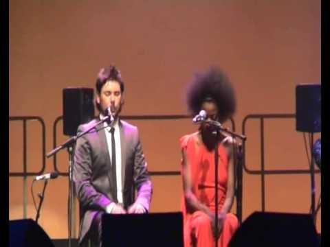 """Miguel Poveda & Buika """"Puro Teatro"""" - La Noche en Blanco - Homenaje a Pedro Almodóvar 13.09.2008"""