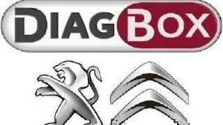 Телекодирование параметров Peugeot Citroen DiagBox
