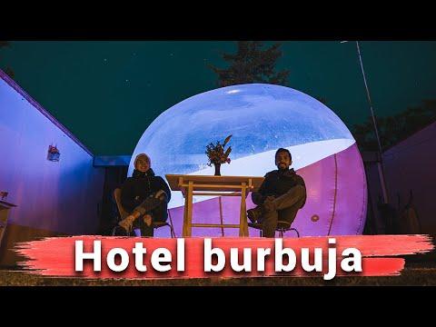 Dormimos en un Hotel Burbuja en Huamantla, Tlaxcala - Diana y Aarón (DYA)