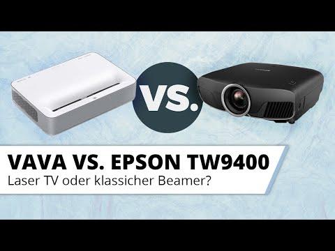 VAVA vs. Epson TW9400 - Laser TV oder klassischer Beamer - Die Vor- und Nachteile