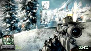 Battlefield: Bad Company 2 Multiplayer Gameplay (PC HD)