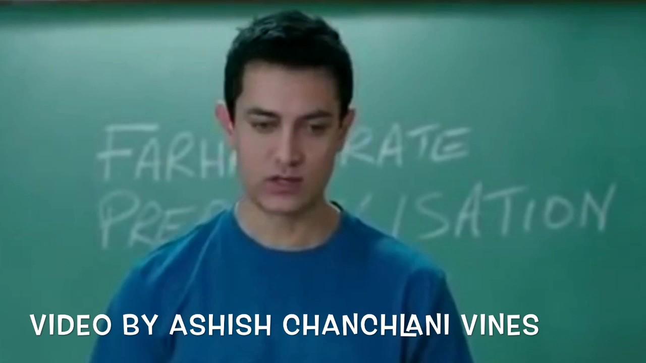 Ashish Chanchlani Vines - 3 IDIOTS DUB