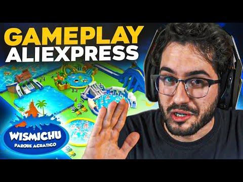 GAMEPLAY DE ALIEXPRESS #1