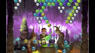 Bubble Witch Saga (Facebook) - 100% + last level 55