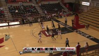 Highlights of Eastern Women's Basketball game against Idaho Vandals (Dec. 31).