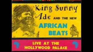 King Sunny Ade - Let Them Say  (Live Audio Performance at the Hollywood Plaza, 1990)