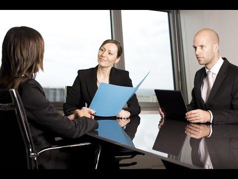 Colloquio di lavoro in inglese: domande e consigli