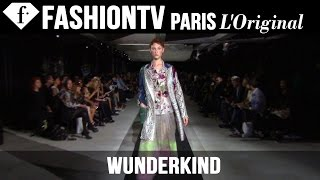 Wunderkind: Designer's Inspiration | Spring/Summer 2015 Paris Fashion Week | FashionTV