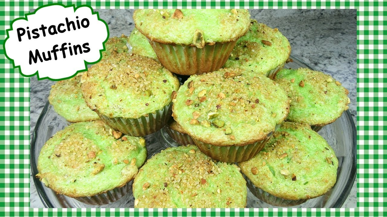 How To Make Pistachio Muffins Everyone Loves Pistachio Muffin