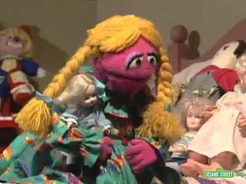 Sesame Street Betty Lou Starts Daycare