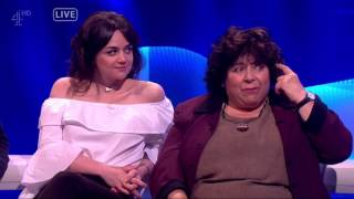 Miriam Margolyes on The Last Leg