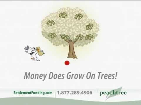Peachtree Settlement Funding - Reach for the Peach (120sec)