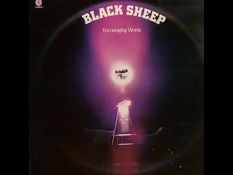 Black Sheep - Encouraging Words 1975 FULL VINYL ALBUM