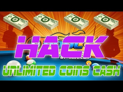 *NEW* 8 BALL POOL HACK - UNLIMITED COINS/CASH (Android/IOS)