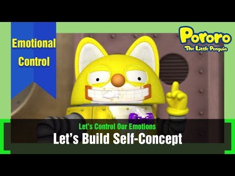Learn Emotional Control with Pororo | Build Self-Concept, Love Ourselves | Pororo's Daily Life