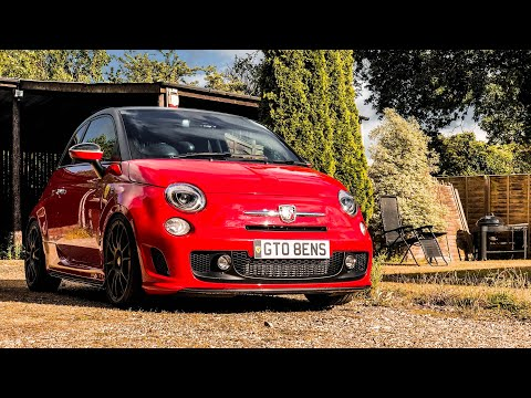 THE WORLDS ONLY ABARTH 500 GTO!! *250 BHP REACTION*