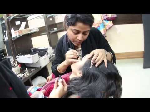 Makeover Afroza Parveen by RED Beauty Salon Preview by Studio d Focus